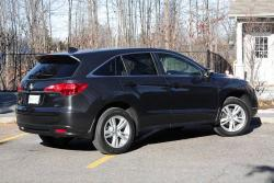 Test Drive: 2013 Acura RDX Tech reviews luxury cars acura car test drives