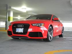 Test Drive: 2013 Audi RS 5 reviews luxury cars audi car test drives