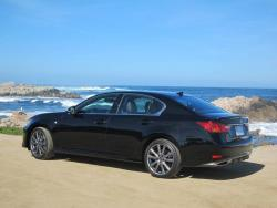 First Drive: 2013 Lexus GS reviews luxury cars lexus first drives