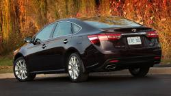 First Drive:  2013 Toyota Avalon first drives
