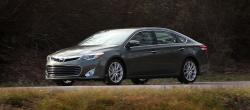 First Drive:  2013 Toyota Avalon reviews toyota first drives