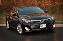 First Drive:  2013 Toyota Avalon toyota reviews first drives