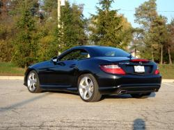 Test Drive: 2013 Mercedes Benz SLK 250 luxury cars