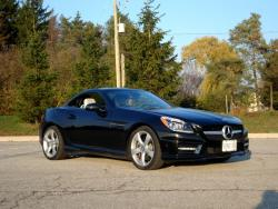 Test Drive: 2013 Mercedes Benz SLK 250 reviews luxury cars mercedes benz car test drives