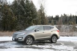 Day by Day Review: 2013 Hyundai Santa Fe Sport car test drives hyundai daily car reviews