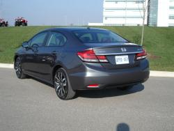 First Drive: 2013 Honda Civic Sedan reviews honda first drives