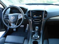 Test Drive: 2013 Cadillac ATS car test drives reviews luxury cars cadillac