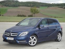 First Drive: 2013 Mercedes Benz B Class first drives