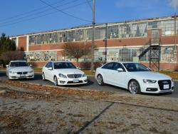 German Compact Luxury Sedans