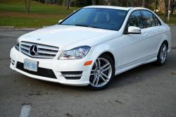 2013 Mercedes-Benz C 300 4Matic