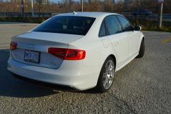 Comparison Test: German Compact Luxury Sedans audi
