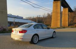 Test Drive: 2013 BMW 328i xDrive car test drives luxury cars bmw