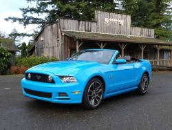 First Drive: 2013 Ford Mustang reviews ford first drives
