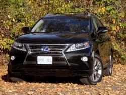 Test Drive: 2013 Lexus RX 450h car test drives luxury cars lexus hybrids
