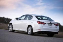 First Drive: 2013 Lexus GS450h luxury cars lexus hybrids first drives