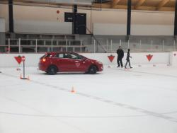 Canadian Tire Ice Rink Test