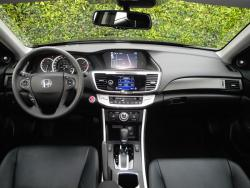 Test Drive: 2013 Honda Accord Sedan V6 Touring reviews honda car test drives