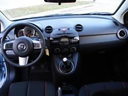 Test Drive: 2013 Mazda2 GS car test drives mazda
