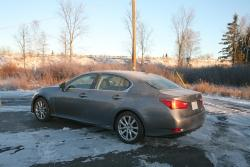 Day by Day Review: 2013 Lexus GS 450h daily car reviews