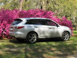 First Drive: 2013 Infiniti JX first drives