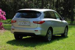 First Drive: 2013 Infiniti JX reviews luxury cars infiniti first drives