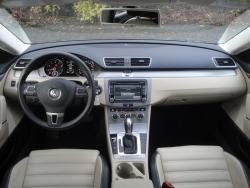 Test Drive: 2013 Volkswagen CC car test drives