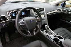 Test Drive: 2013 Ford Fusion SE 1.6 Ecoboost car test drives reviews ford