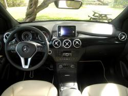 First Drive: 2013 Mercedes Benz B 250 first drives