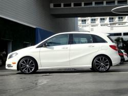 First Drive: 2013 Mercedes Benz B 250 luxury cars mercedes benz first drives