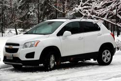 First Drive: 2013 Chevrolet Trax first drives chevrolet
