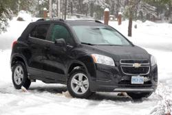 First Drive: 2013 Chevrolet Trax chevrolet first drives