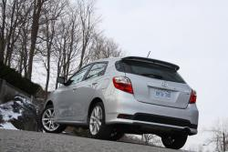 Test Drive: 2013 Toyota Matrix XRS toyota car test drives reviews