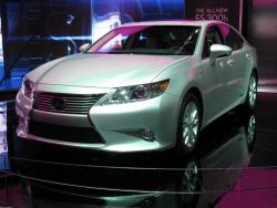 Preview: 2013 Lexus ES lexus