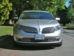 Test Drive: 2013 Lincoln MKS car test drives luxury cars lincoln