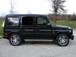 Test Drive: 2013 Mercedes Benz G 63 AMG luxury cars