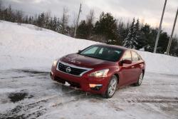 Day by Day Review: 2013 Nissan Altima SV car test drives nissan daily car reviews