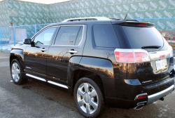 Test Drive: 2013 GMC Terrain Denali AWD reviews gmc car test drives
