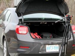 Test Drive: 2013 Chevrolet Malibu LT car test drives chevrolet