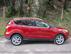 First Drive: 2013 Ford Escape reviews ford first drives