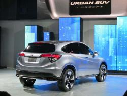 Preview: 2013 Honda Urban SUV Concept car previews honda auto shows 2013 detroit 2013 autoshows