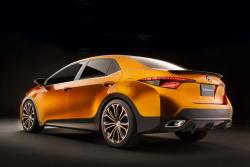 Preview: Toyota Corolla Furia Concept 2013 autoshows