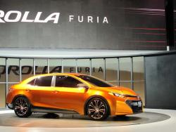Preview: Toyota Corolla Furia Concept toyota car previews auto shows 2013 detroit 2013 autoshows