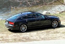 Test Drive: 2013 Audi A7 car test drives luxury cars audi