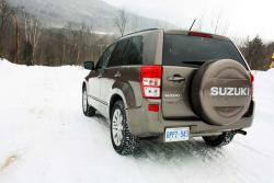 Test Drive: 2013 Suzuki Grand Vitara car test drives suzuki
