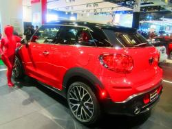 Preview: 2013 Mini Paceman 2013 autoshows