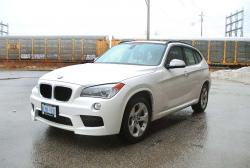 Test Drive: 2013 BMW X1 xDrive35i car test drives luxury cars bmw