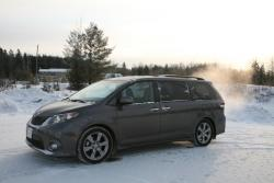 Day by Day Review: 2013 Toyota Sienna SE daily car reviews
