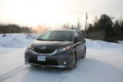 Day by Day Review: 2013 Toyota Sienna SE toyota car test drives daily car reviews