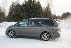 Day by Day Review: 2013 Toyota Sienna SE daily car reviews toyota car test drives