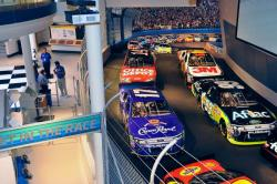 Driving Destination: NASCAR Hall of Fame travel auto articles